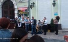 Як у Чернівцях святкували День вуличної музики (фото+відео)