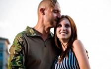 Буковинець Гаврилюк відгуляв своє весілля з 22-річною студенткою з Коломиї