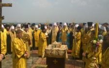 Митрополит Онуфрій очолив молебень до Дня Хрещення Русі