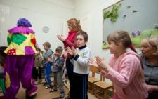 У Чернівцях для дітей із синдромом Дауна влаштували свято (фото)