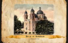 У Чернівцях розповіли про колір, в який пофарбують Кафедральний Собор