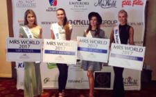 Модель із Чернівців показала, як вона у ПАР готується до конкурсу «Місіс світу»