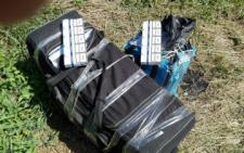 На Буковині невідомі покинули цигарки біля кордону та втекли