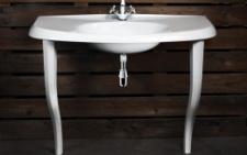 Выбираем раковину для ванной комнаты по типу установки