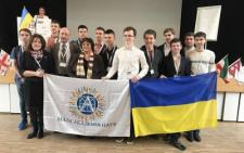 Чернівецьких ліцеїстів визнали кращими на Міжнародній конференції у Німеччині (фото)