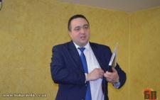 У Чернівцях представили нового прокурора Буковини (фото+відео)