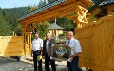 На Путильщині збудували новий об'єкт відпочинку (фото)