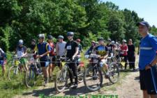 На Буковині проходять змагання зі спортивного орієнтування на велосипедах