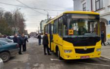 Громада на Буковині отримала новий шкільний автобус