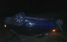 На Буковині у селі зіткнулися БМВ та підвода, є постраждалі