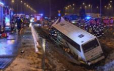 Стало відомо про стан пасажирки з Чернівців, яка потрапила в ДТП у Польщі