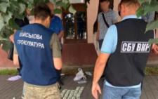 У Чернівцях на хабарі затримали працівника військкомату (фото)