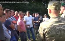 Прикордонники розповіли деталі сутички з контробандистами на Буковині (відео)