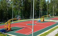 У Чернівцях з'явиться сучасний модульний баскетбольний майданчик