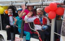 У Чернівцях першого квітня пройде парад клоунів