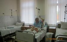 У Хотинській лікарні встановили обладнання з Німеччини (фото)