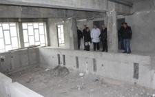 Збільшено фінансування на будівництво бальнеологічного корпусу центру медико-соціальної реабілітації дітей