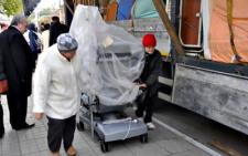 На Буковині до районної лікарні прибув черговий гуманітарний вантаж з Марселю (фото)
