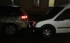 На Буковині п'яний водій спричинив ДТП та втік (фото)