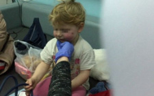 У Чернівцях виявили замерзлу та голодно двохрічну дівчинку поруч із п'яною матір'ю