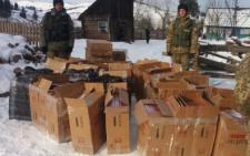 Правоохоронці знайшли у помешканні буковинця контрафактні сигарети