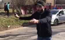 У Чернівцях затримали п'ять осіб з Роші, які раніше напали на патрульну