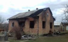 У Чернівцях через пожежу родина залишилась без даху над головою