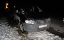 На Буковині сталась смертельна ДТП, загинув чоловік (фото)