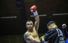 Буковинець Max Pro переміг на профі-рингу у Мілані (фото)