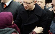 Арсеній Яценюк: абсолютно всі держзакупівлі - це величезна корупція