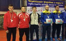 Чернівецький клуб привіз п'ять нагород із чемпіонату України з карате (фото)
