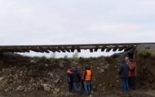 Через нову вирву під колією на Буковині там можуть більше не відновити рух потягів