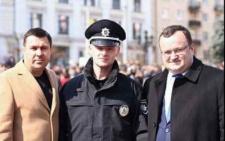 У Чернівцях знову впіймали нетверезого поліціянта за кермом (відео)