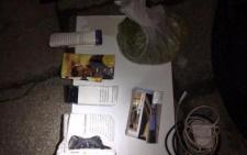 У Чернівцях патрульні затримали чоловіка з наркотиками