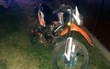 На Буковині 15-річний юнак на мотоциклі збив односельчанина