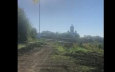 У мережі показали знищену територію парку біля 50-метрового флагштоку у Чернівцях (відео)