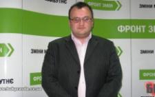 Олексій Каспрук будучи керівником фракції