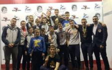Чернівецькі спортсмени перемогли на міжнародному турнірі з карате (фото)