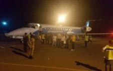 Авіарейс із Чернівців до Італії здійснив першу посадку (фото)