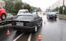 У Чернівцях водій спричинив дві аварії за один ранок (фото+відео)