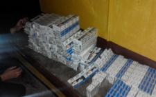 Чернівецькі митники знайшли у румунському потязі сигарети на суму понад 25 тисяч грисень