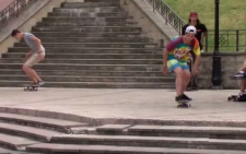 Щоб покататись на скейті, чернівчани їздять до інших міст (відео)