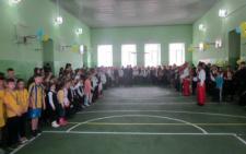 На Буковині в райцентрі після капітального ремонту у школі відкрили спортивний зал (фото)