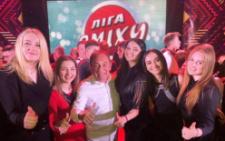Чернівецька команда підкорила тернопільську «Лігу сміху»