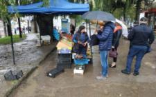 У Чернівцях оштрафували продавців стихійної торгівлі